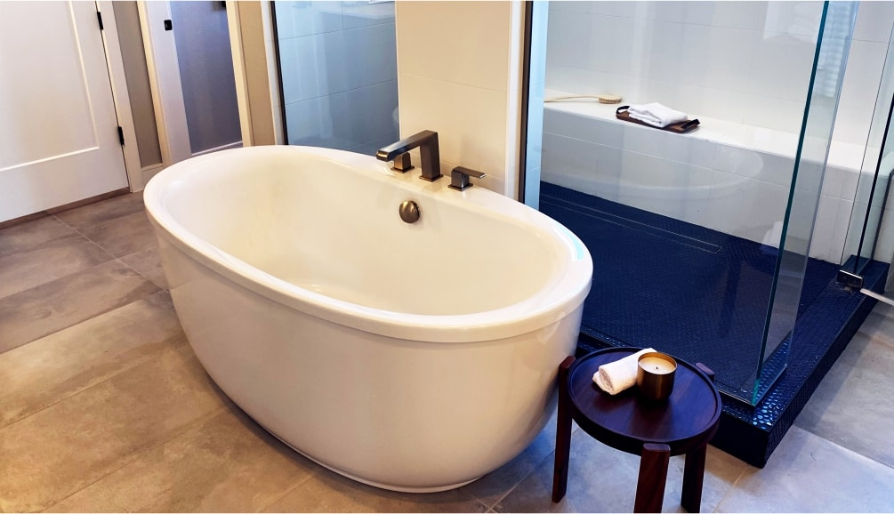 Bathrooms renovation projects in Las Vegas