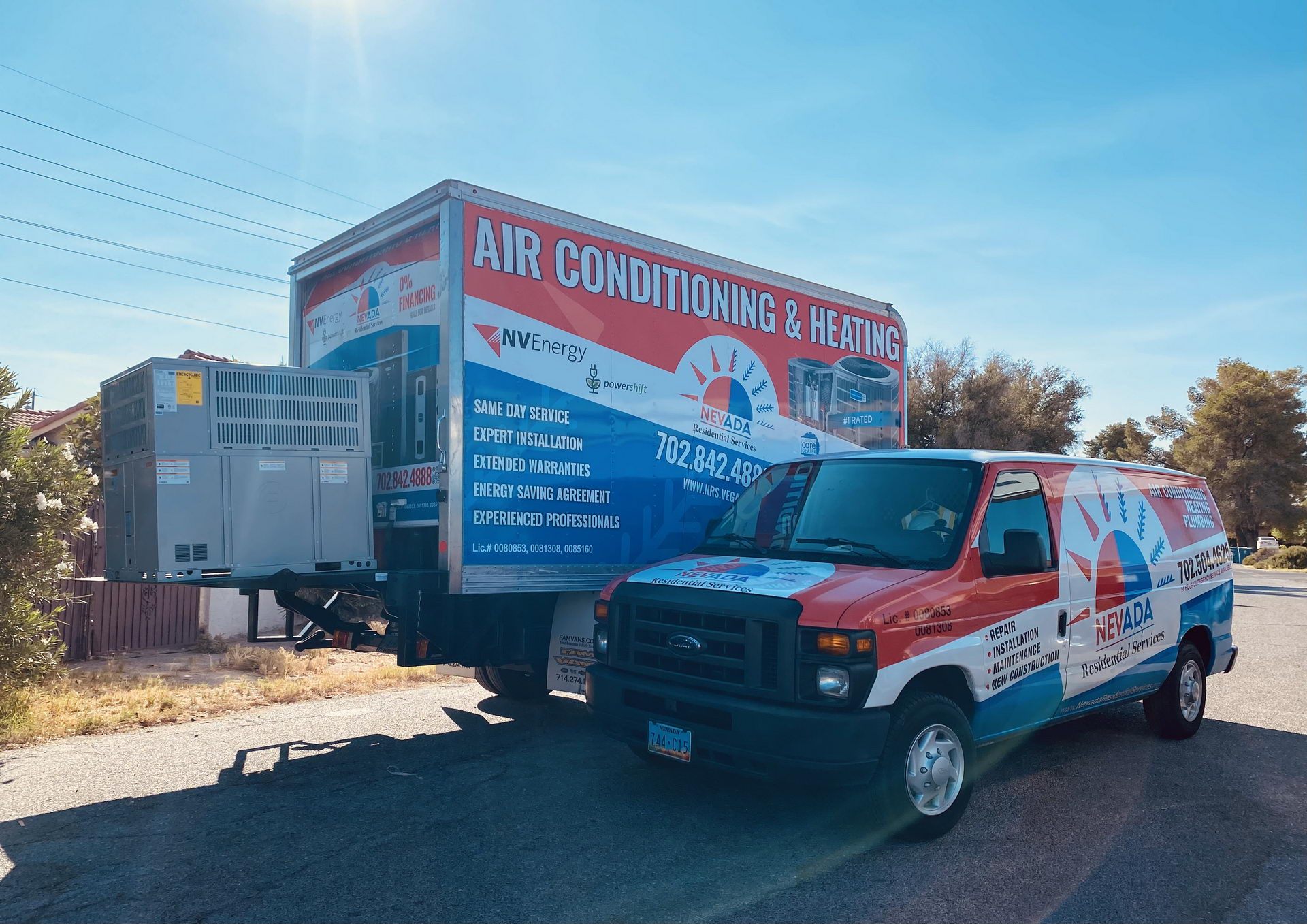 Reliable HVAC Services in Las Vegas to ensure indoor comfort